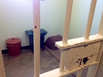 Mandela Cell Robben Island