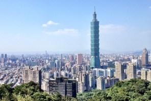 Taipei Skyline - Top 5 Things To Do In Taipei, Taiwan
