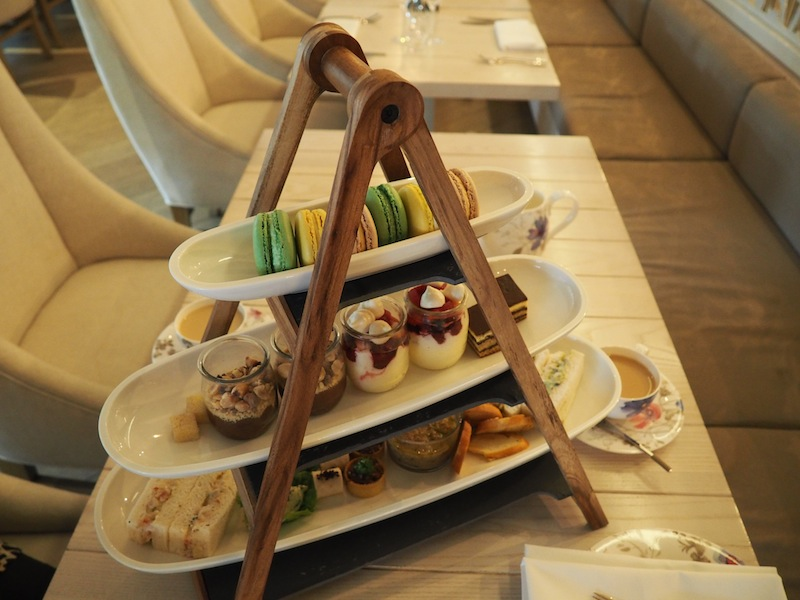 High Tea with a twist at ABODE Bistro Bar