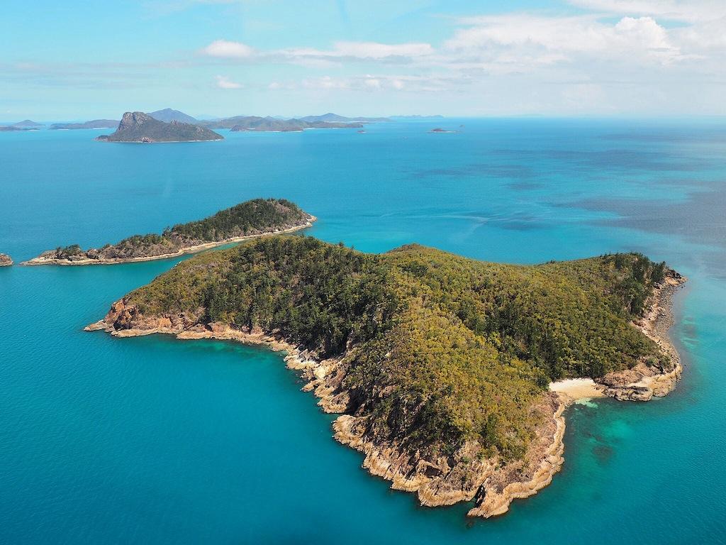 Whitsunday Islands Whitehaven Beach Flies
