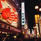 Dotonbori foodie central in Osaka