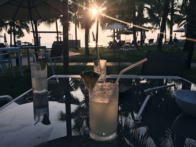 Sundowners at The Sands