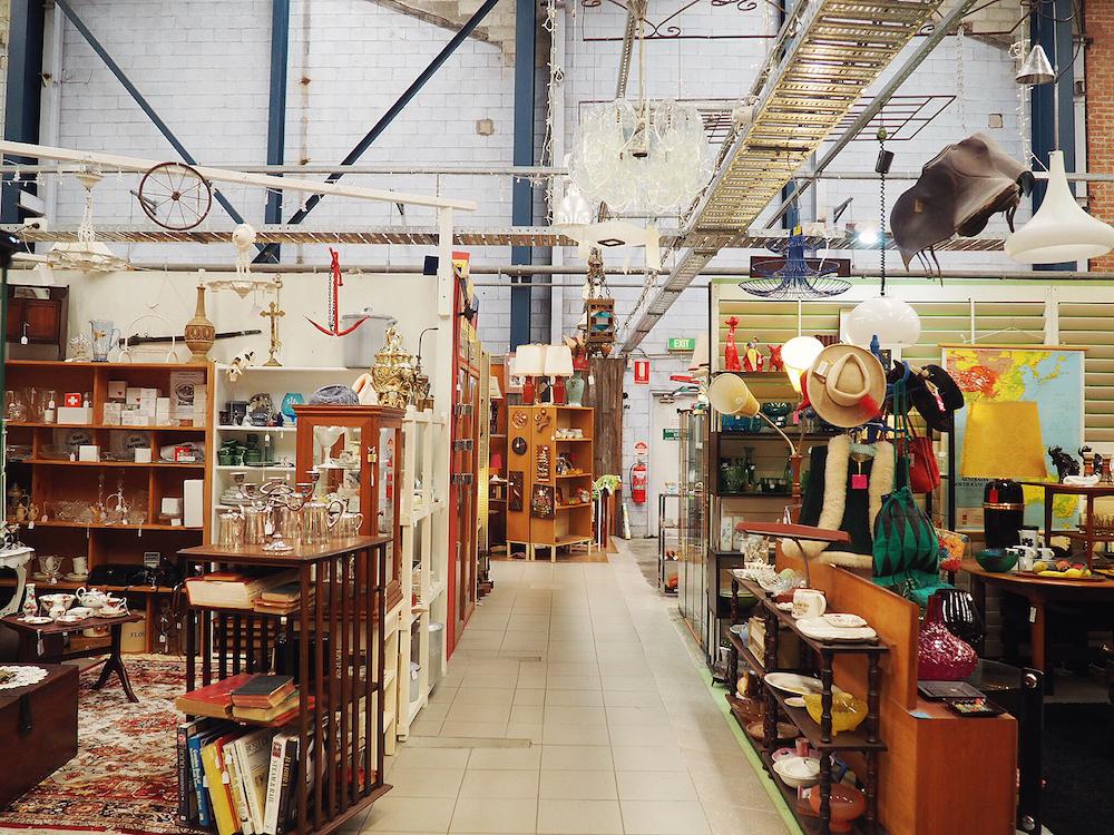 Mitchell Road Antique & Design Centre Sydney