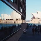 Opera House reflections at Park Hyatt Sydney