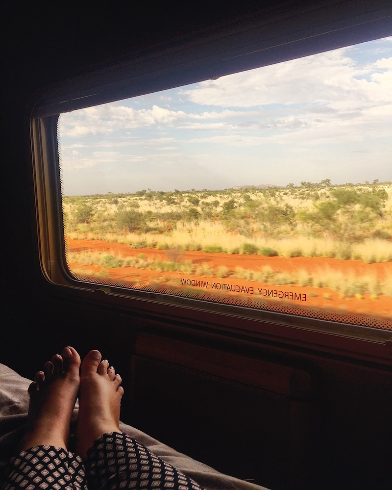 10 reasons The Ghan should be on your bucket list
