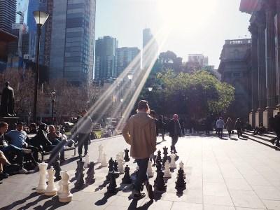 Exploring Melbourne On A Big City Scavenger Hunt