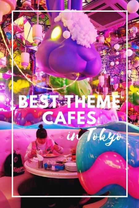best theme cafes in tokyo