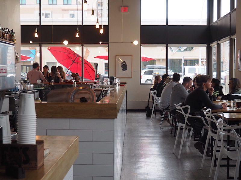 District Cafe Edmonton