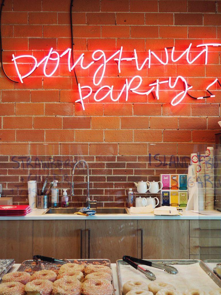 Doughnut Party Edmonton