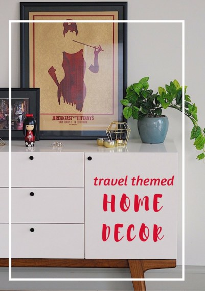 Travel Themed Home Decor - Peek Inside These Travel Bloggers' Homes