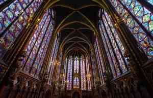 The intoxicating beauty of Sainte-Chapelle is truly awe-inspiring.