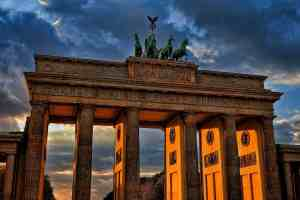 The awe-inspiring beauty of the iconic Brandenberg Gate never gets old.