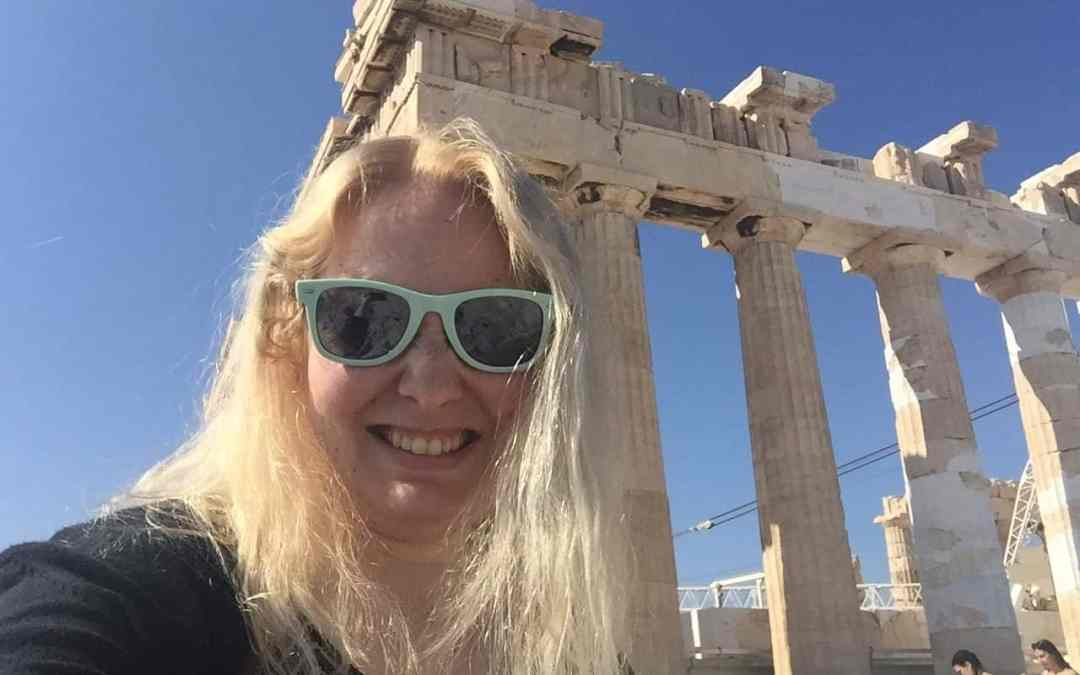 How to Rock the Acropolis of Athens, Greece, like a BOSS