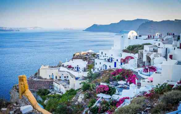 Wondering what to see in Santorini? Definitely take some time to marvel at the beauty of Oia and it's magical sunsets.