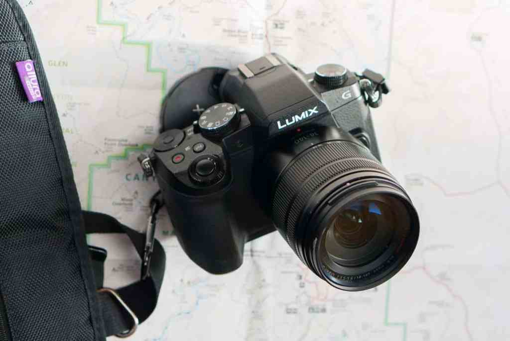 The Panasonic Lumix G85 (with a 14-140mm Lumix travel zoom lens) is a great camera for any traveler.