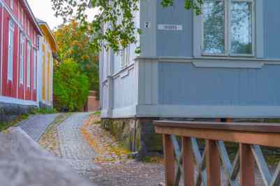 Take some time during your Scandinavia trip to explore the charming town of Rauma, found in the Southwestern part of Finland.