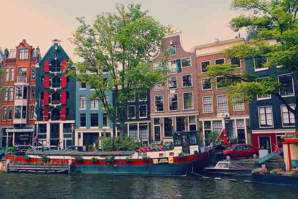 Could Amsterdam get any prettier? I think not!