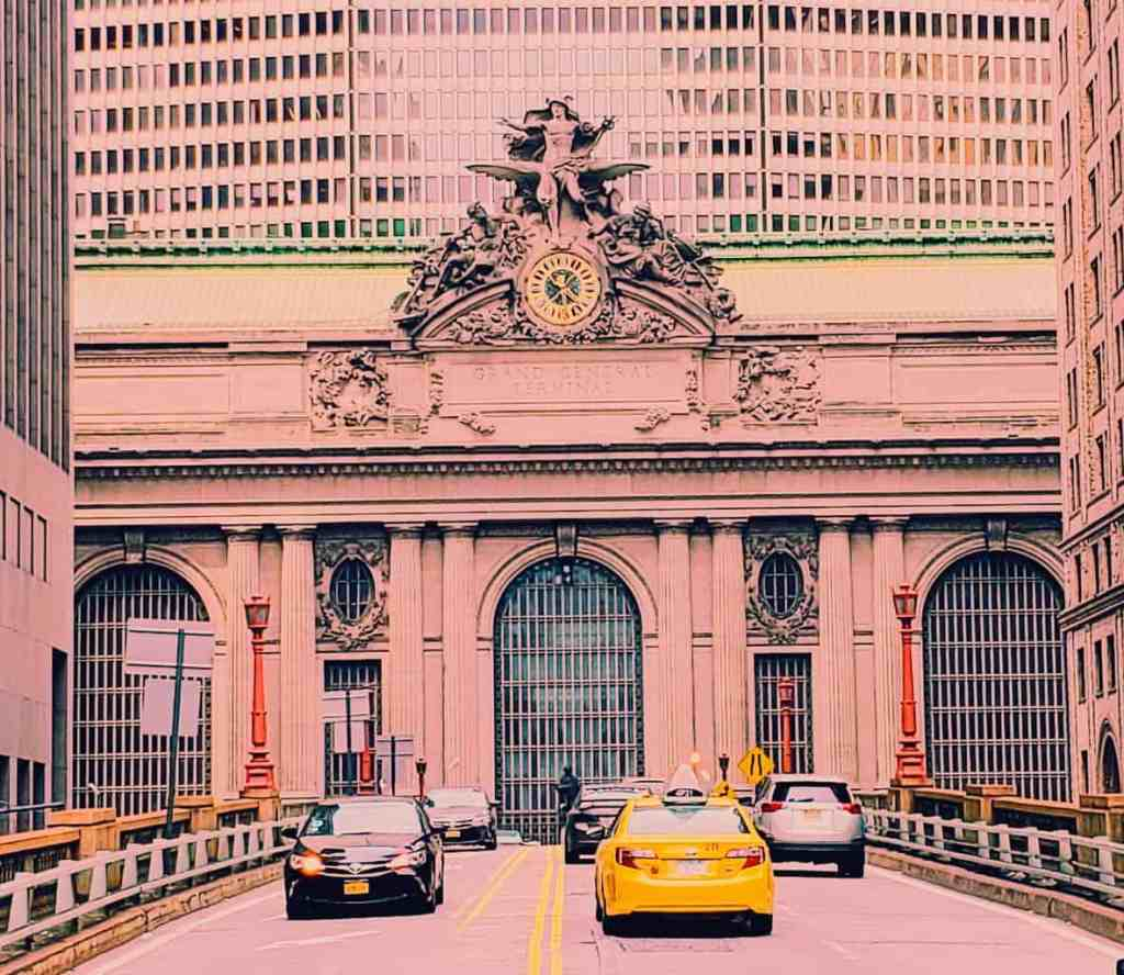 One of my favorite spots to photograph Grand Central Terminal.