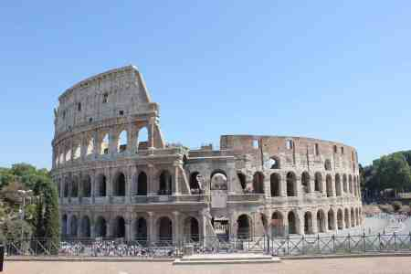 The Coliseum is one of the most iconic sights in all of Rome and a must-see for anyone visiting Rome.