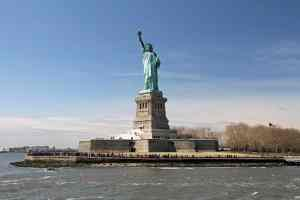 Skip Liberty Island and see the Statue of Liberty from the Staten Island Ferry.