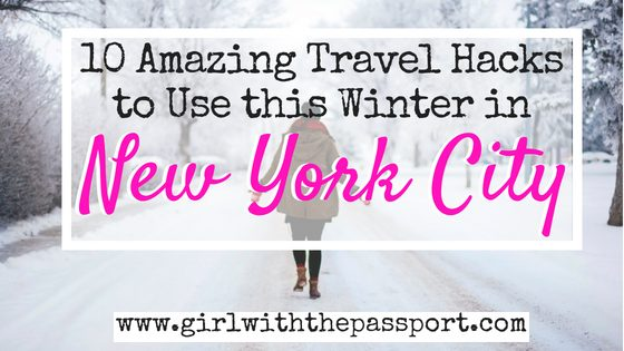 10 Tips When Visiting New York City in Winter