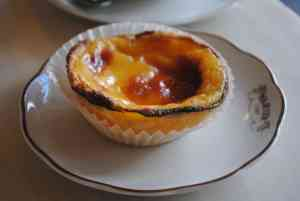 Pasteles de Nata is a sumptuous and sweet egg tart that everyone should try while in Lisbon.