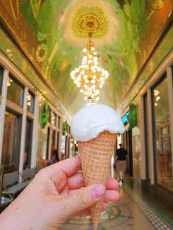 Banketbakkerij Van Der Linde has some of the best ice cream I've ever had.