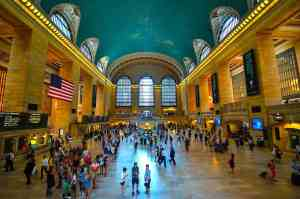 Grand Central Terminal never ceases to amaze me.