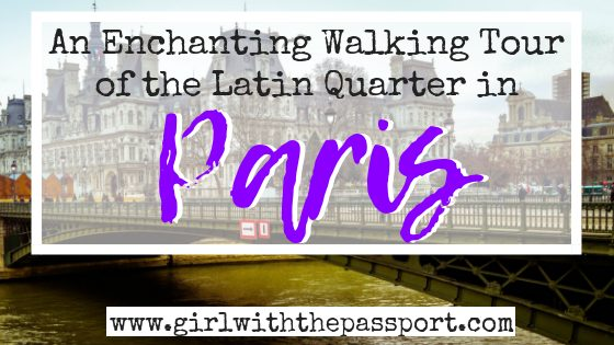 Free Paris Walking Tours: The Latin Quarter