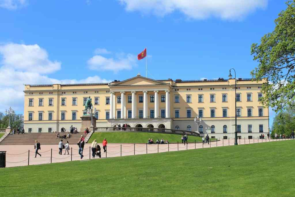 Oslo, Norway is lovely, just not for seeing fjords and the Northern Lights.