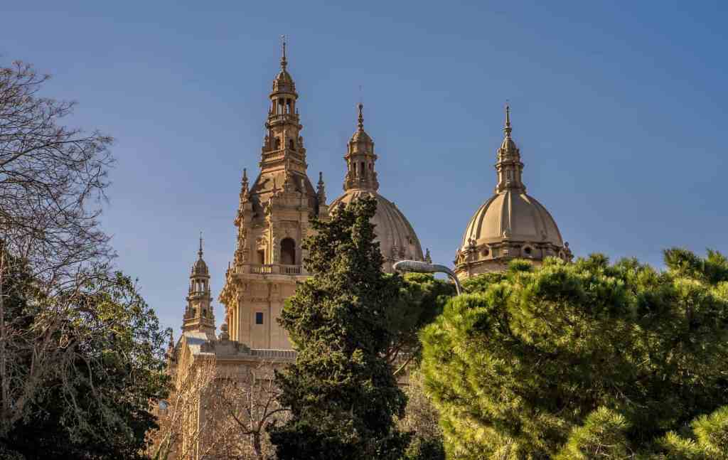 Like throughout most of Spain, you'll find a ton of beautiful cathedrals in Barcelona.