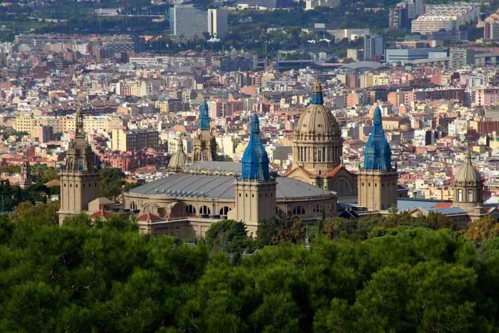 Just some of the amazing architecture you'll find in Barcelona, Spain.