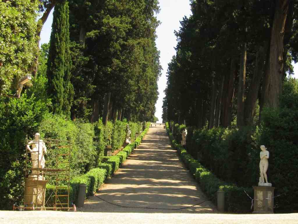 During your 2 days in Florence, make sure you stop and enjoy the peaceful beauty of the Boboli Gardens.