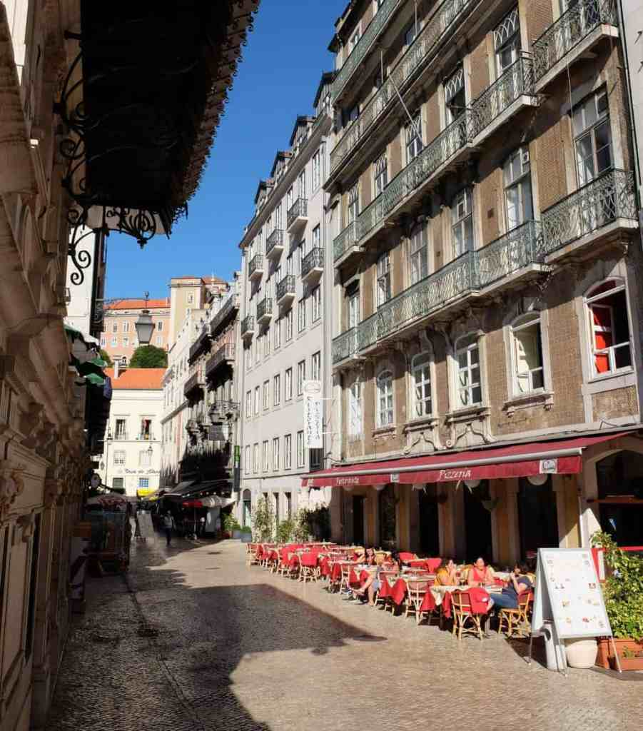 Wondering where to stay in Lisbon? Then try Hotel Gat Rossio.