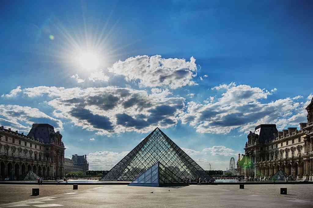 Use this Paris packing list to look like a local when strolling through the Louvre.