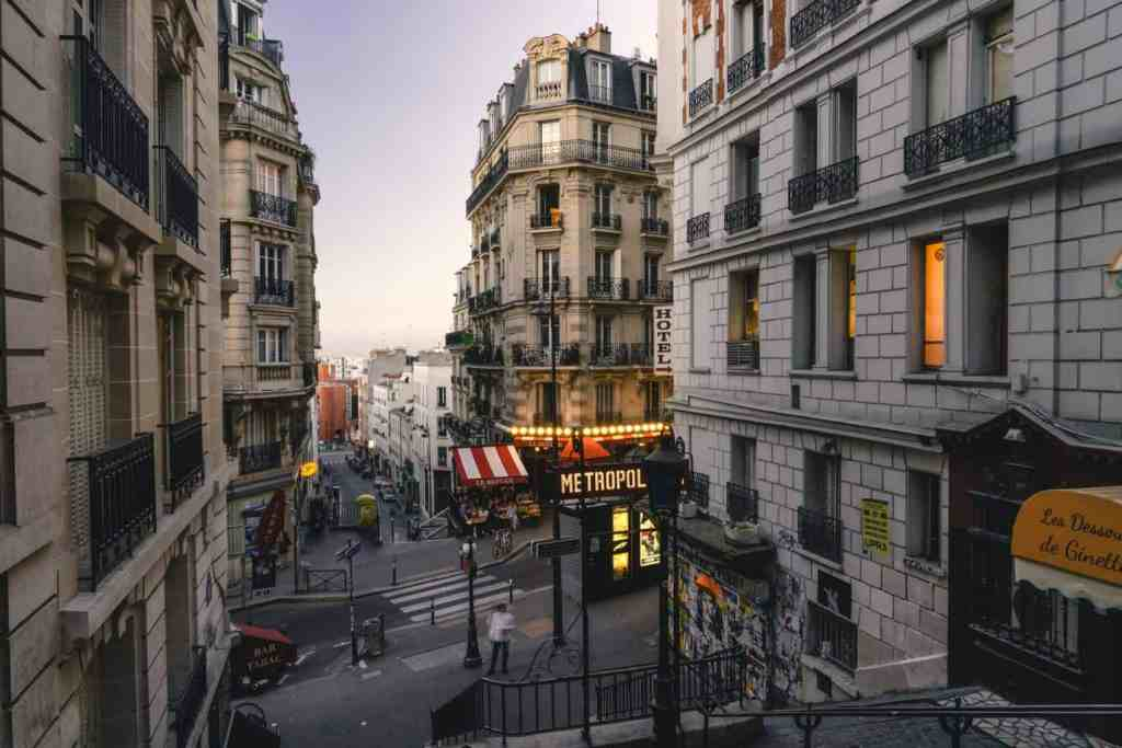 If you visit Paris in the summer, be prepared for high flight and hotel prices.