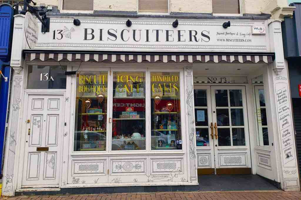 The total adorableness of Biscuiteers!