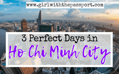 3 Days in Ho Chi Minh Itinerary