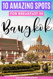 Bangkok Thailand | Bangkok Thailand Restaurants | Bangkok Travel | Where to eat in Bangkok | Bangkok Foodie Guide | Things to do in Bangkok | Bangkok Thailand Food | Bangkok Itinerary #BangkokGuide #BangkokFood #BangkokTrip #BangkokTravel
