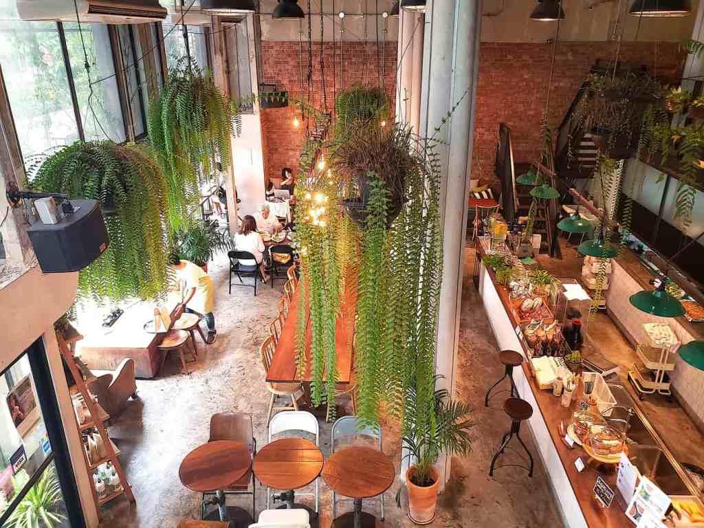The botanical bliss of Broccoli Revolution in Bangkok.