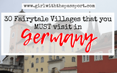 30 Amazing Germany Places to Visit