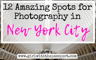 12 Top NYC Photography Spots (with secret LOCAL tips)