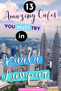 Best Cafes in KL | Kuala Lumpur Malaysia | Where to Eat in Kuala Lumpur | Kuala Lumpur Cafes | Kuala Lumpur Things to Do | Kuala Lumpur Itinerary | Places to Eat in Kuala Lumpur | Kuala Lumpur Photography | Kuala Lumpur Travel | Kuala Lumpur Food | Kuala Lumpur Guide | Kuala Lumpur Tips #MalaysiaTravel #KualaLumpur #BestOfMalaysia #FoodieTravel