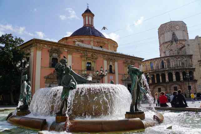 Valencia's lovely, historic city center is the perfect place to walk around and get to know the city just a little better,