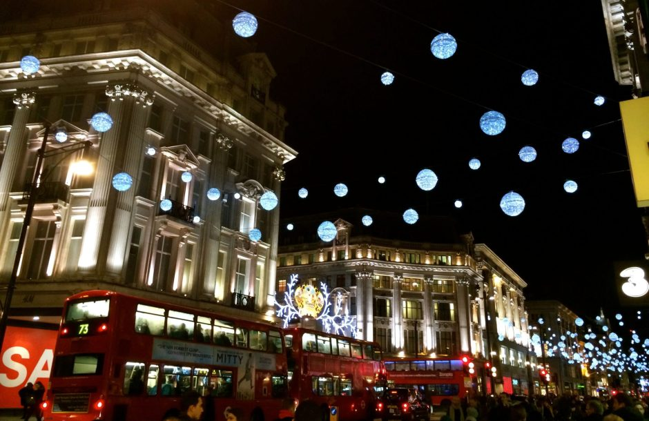 new years london