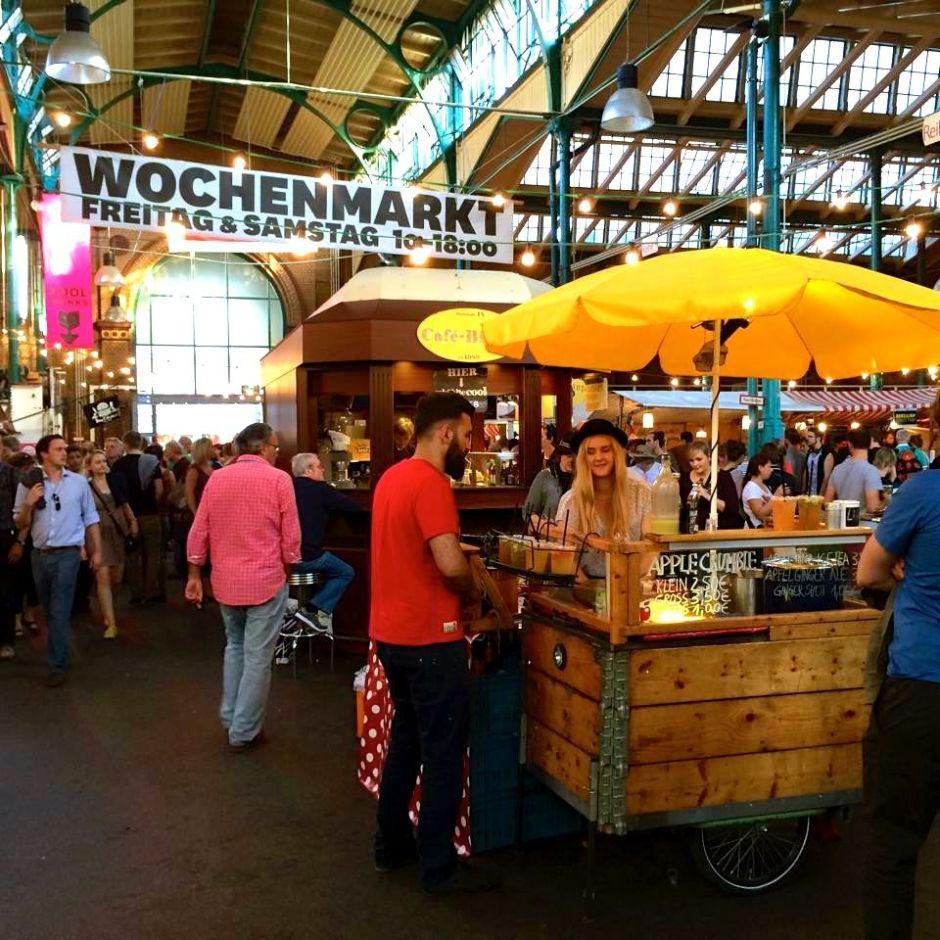 street food thursday berlin