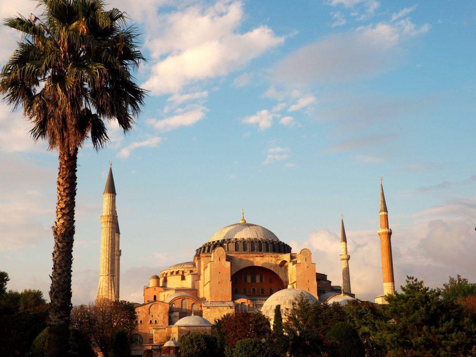 sightseeing istanbul