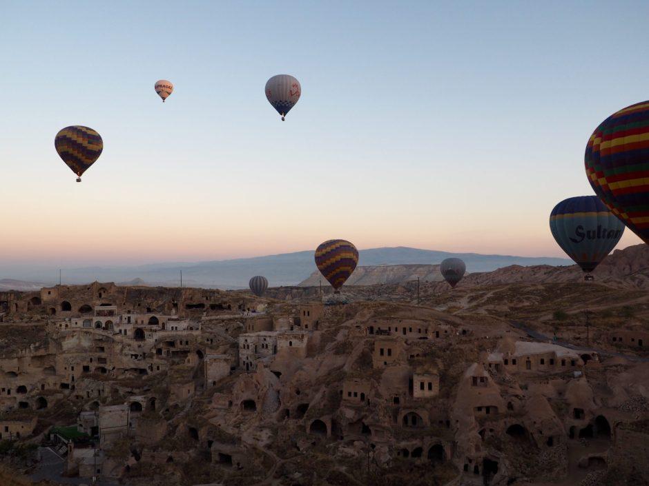 cappadocia guide turkey