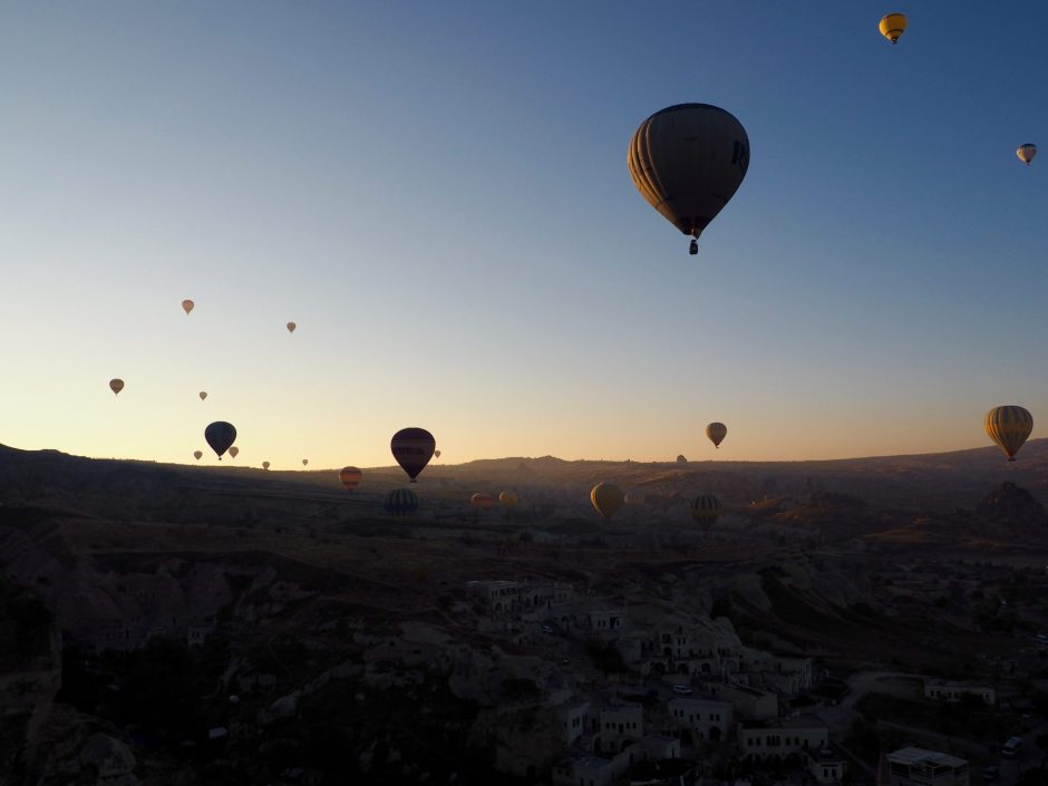 cappadocia balloon