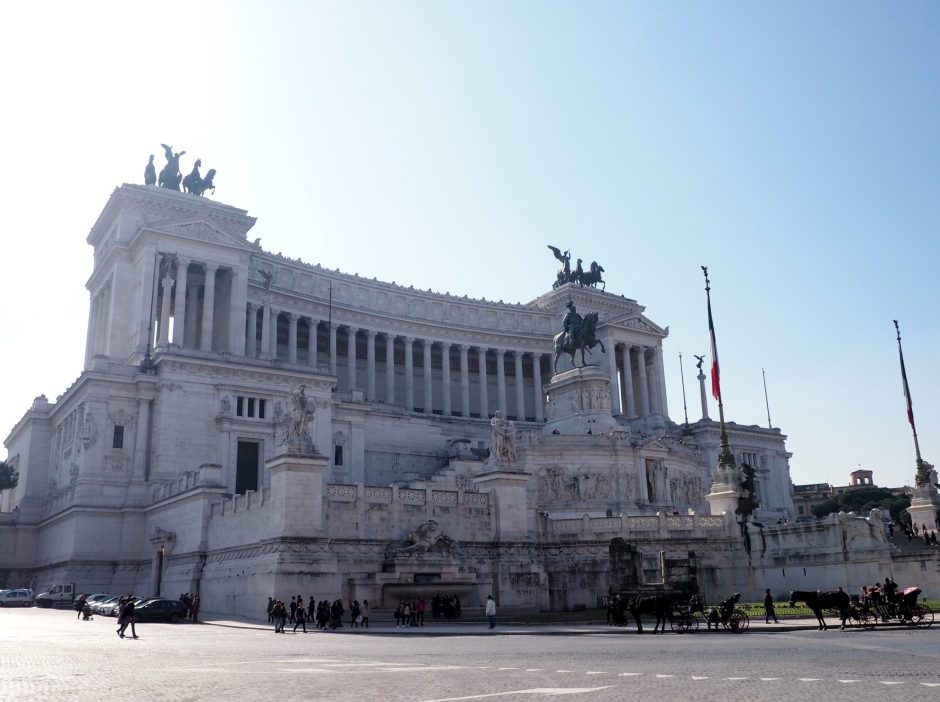 rome first time
